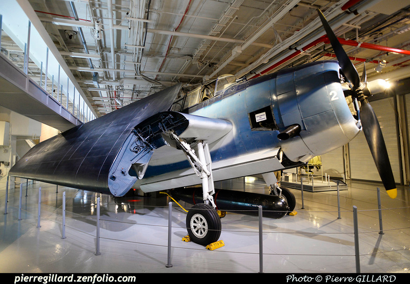 Pierre GILLARD: U.S.A. : USS Intrepid Air & Sea Museum - New York &emdash; 2015-605947