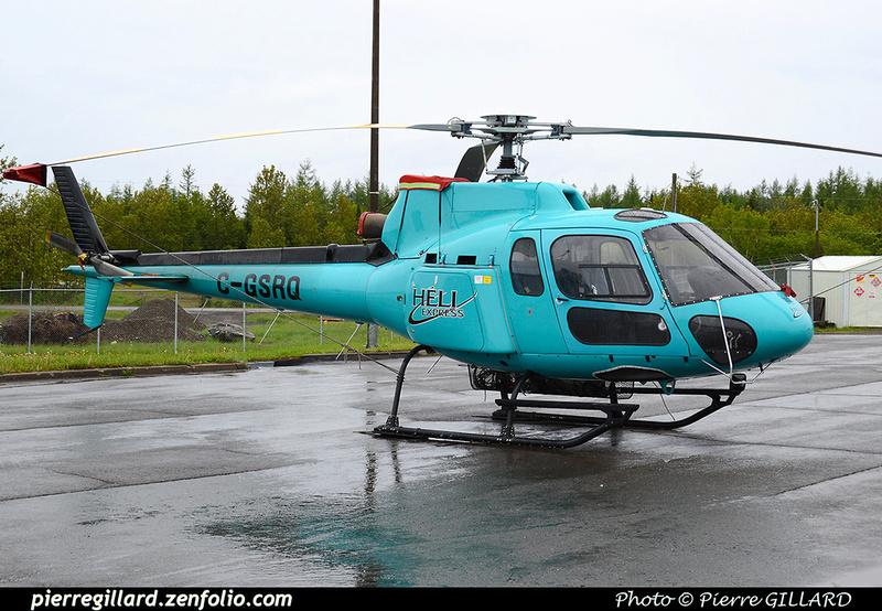 Pierre GILLARD: Canada - Héli Express &emdash; 2016-510882