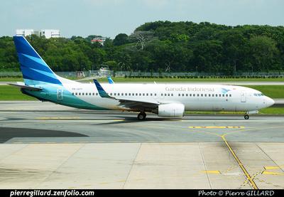 Pierre GILLARD: Garuda Indonesia &emdash; 2014-501260