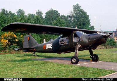 Pierre GILLARD: Aéronefs : Dornier Do27 &emdash; D02-007858