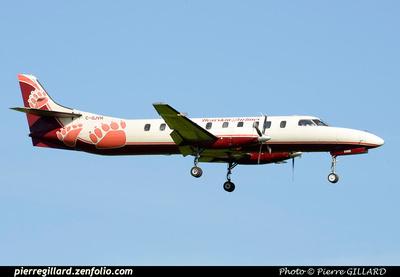 Pierre GILLARD: Bearskin Airlines &emdash; 2015-410516