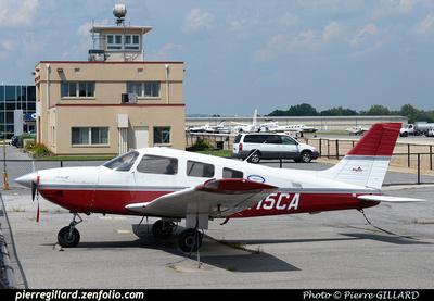 Pierre GILLARD: Frederick Flight Center &emdash; 2015-603891