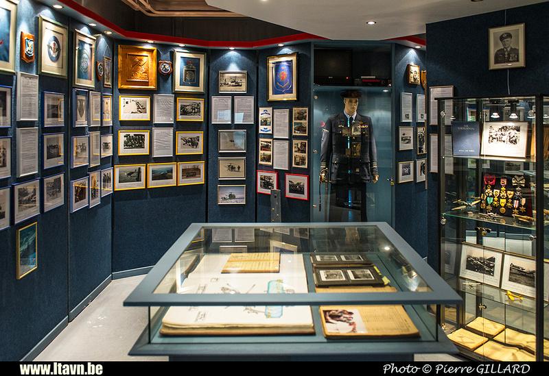 Pierre GILLARD: Musées : Section LtAvn du Musée et du Centre Historique du 1er Wing &emdash; 2017-611737