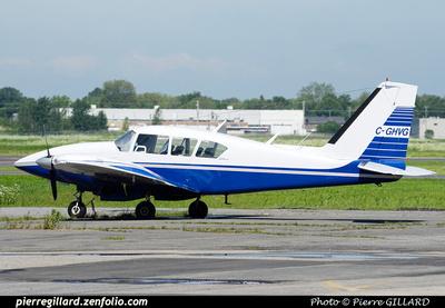 Pierre GILLARD: Private Aircraft - Avions privés : Canada &emdash; 2015-410680