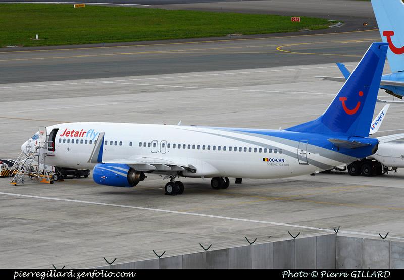 Pierre GILLARD: Jetair Fly &emdash; 2015-407308