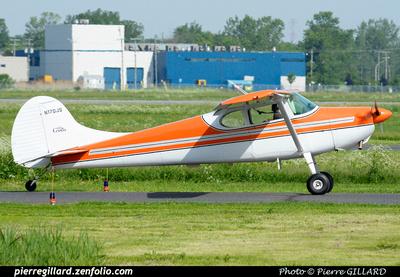 Pierre GILLARD: Private Aircraft - Avions privés : U.S.A. &emdash; 2015-410594
