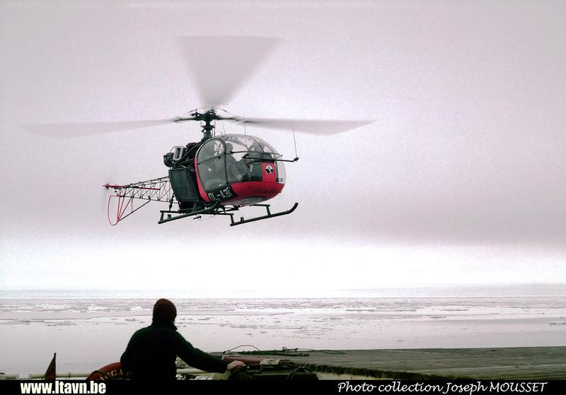 Pierre GILLARD: 1966-1967 - Expédition Antarctique &emdash; H0794