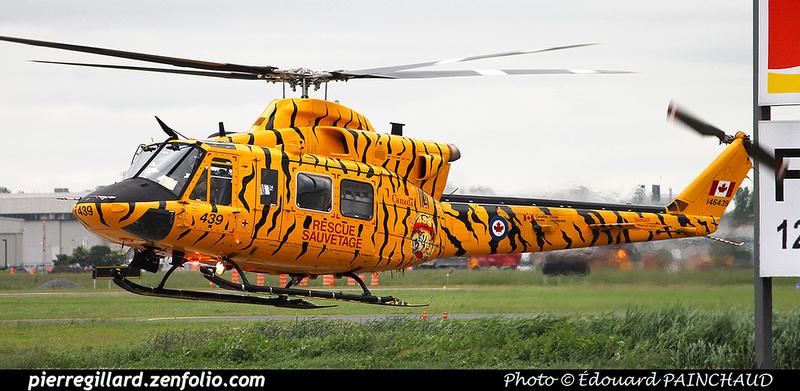 Pierre GILLARD: Canada - 439 Squadron - Escadron 439 &emdash; 030245