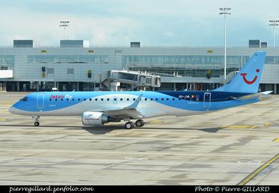 Pierre GILLARD: Jetair Fly &emdash; 2015-407335