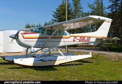 Pierre GILLARD: Private Aircraft - Avions privés : Canada &emdash; 2015-603479