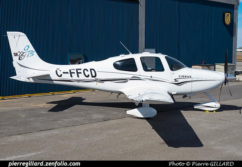 Pierre GILLARD: Private Aircraft - Avions privés : Canada &emdash; 2016-607403