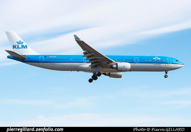 Pierre GILLARD: KLM &emdash; 2016-415772