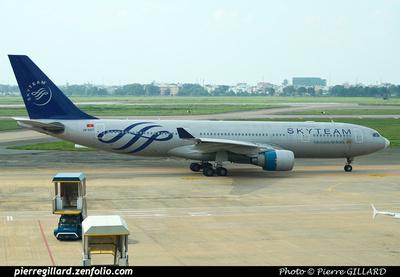 Pierre GILLARD: Vietnam Airlines &emdash; 2014-503202