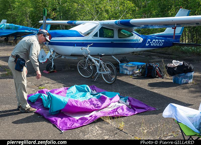 Pierre GILLARD: 2016-09-03 et 04 - RVA camping improvisé à Casey &emdash; 2016-609835