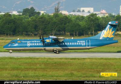 Pierre GILLARD: Vietnam Airlines &emdash; 2015-506487
