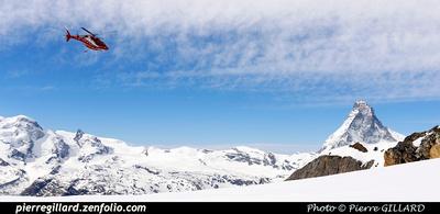 Pierre GILLARD: Air Zermatt : 2015-05-14 - Bell 429 Training Flights &emdash; 2015-601848