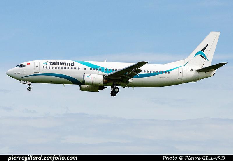 Pierre GILLARD: Tailwind Airlines &emdash; 2016-701759