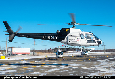 Pierre GILLARD: Canada - Canadian Helicopters-Les Hélicoptères Canadiens (Groupe HNZ) &emdash; 2016-607182