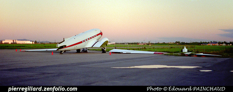 Pierre GILLARD: Canada : Fondation Aérovision Québec &emdash; EPA-1993-001-00A
