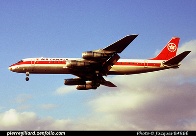 Pierre GILLARD: Air Canada &emdash; 005943