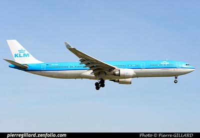Pierre GILLARD: KLM &emdash; 2015-410489