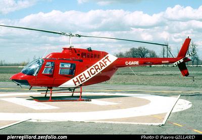 Pierre GILLARD: Canada - Helicraft &emdash; 005937
