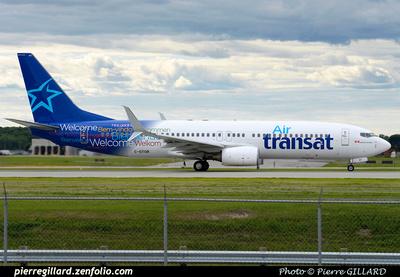 Pierre GILLARD: Air Transat &emdash; 2014-402304