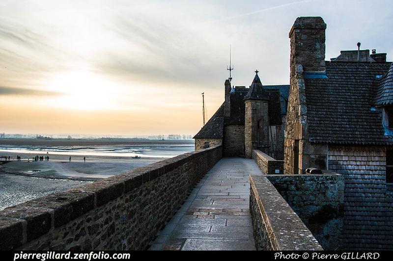 Pierre GILLARD: Mont-Saint-Michel &emdash; 2017-519007