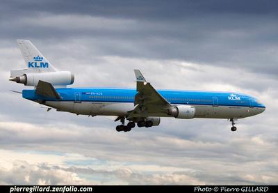 Pierre GILLARD: KLM &emdash; 2014-318929