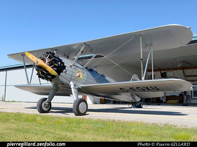 Pierre GILLARD: Boeing Stearman &emdash; 2014-402832
