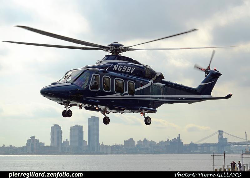 Pierre GILLARD: U.S.A. - Private Helicopters - Hélicoptères privés &emdash; 2015-508760