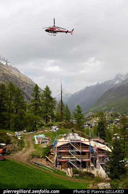 Pierre GILLARD: Air Zermatt : 2015-05-13 - Zermatt &emdash; 2015-601802
