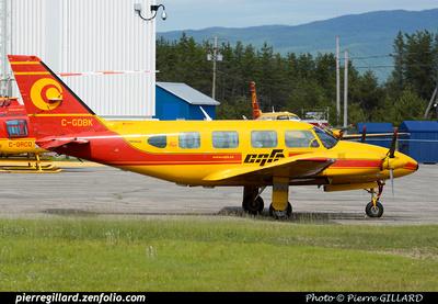 Pierre GILLARD: Canada - Centre québécois de formation aéronautique &emdash; 2015-410971