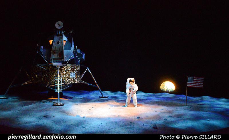 Pierre GILLARD: U.S.A. : Kennedy Space Center (NASA) &emdash; 2016-510094