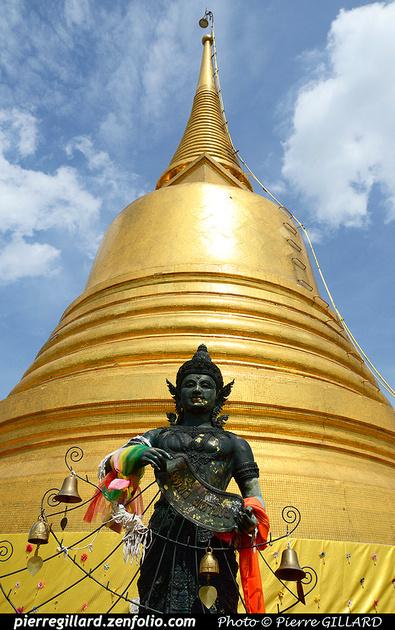 Pierre GILLARD: Bangkok - Wat Saket (Golden Mount-Montagne dorée) &emdash; 2016-512739