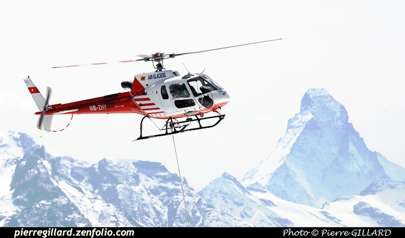 Pierre GILLARD: Air Glaciers - Lauterbrunnen - 2015-05-07 &emdash; 2015-407960