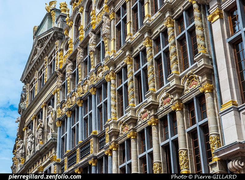 Pierre GILLARD: Bruxelles &emdash; 2017-611768