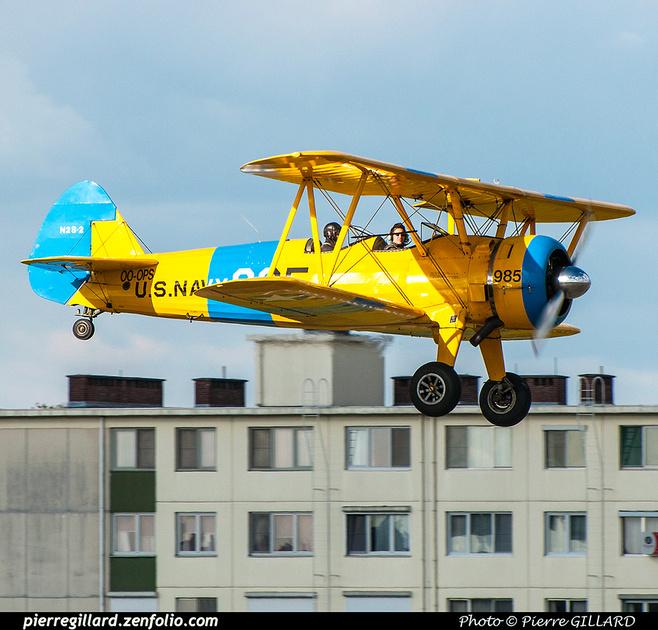 Pierre GILLARD: Boeing Stearman &emdash; 2016-322102