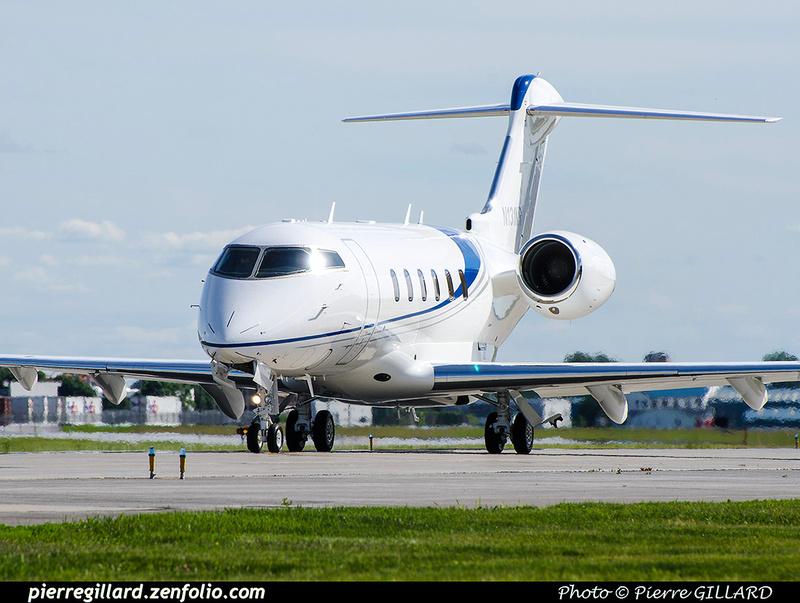 Pierre GILLARD: Canada - Bombardier Montréal &emdash; 2016-700871