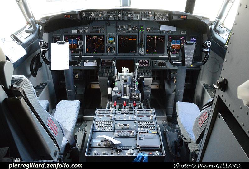 Pierre GILLARD: Boeing 737 &emdash; 2016-509750
