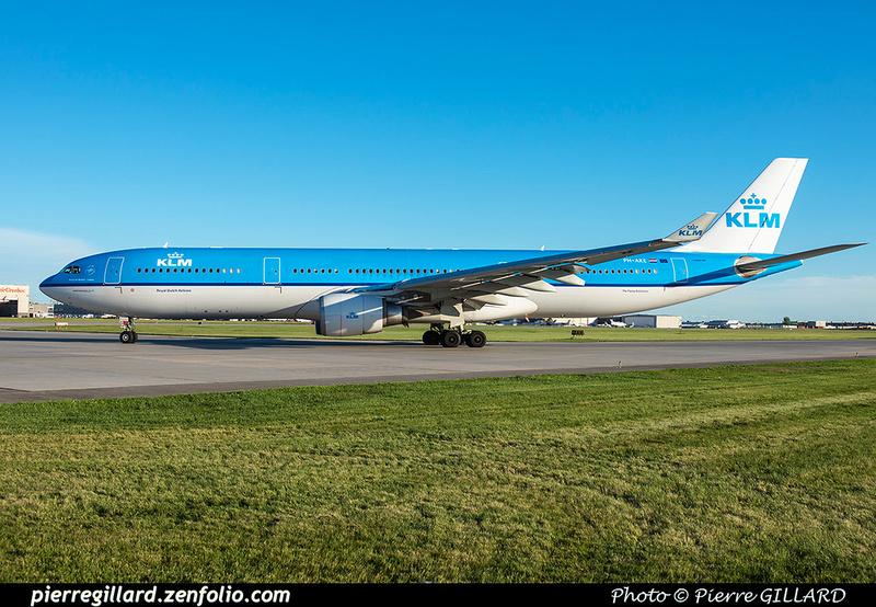 Pierre GILLARD: KLM &emdash; 2016-608613