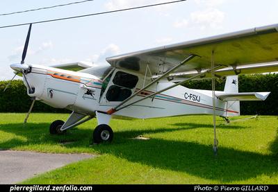 Pierre GILLARD: Private Aircraft - Avions privés : Canada &emdash; 2015-603599