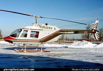 Pierre GILLARD: Canada - Helicraft &emdash; 005934