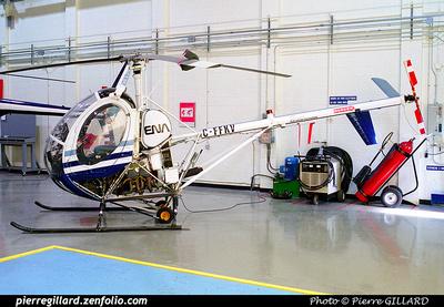 Pierre GILLARD: C-FFKV Hughes 300C &emdash; 2001-061-3-30