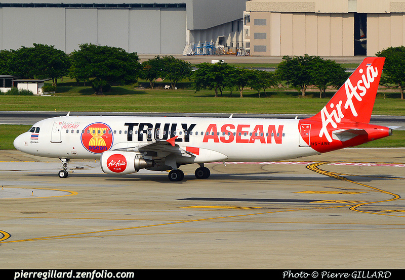 Pierre GILLARD: Air Asia &emdash; 2016-516413