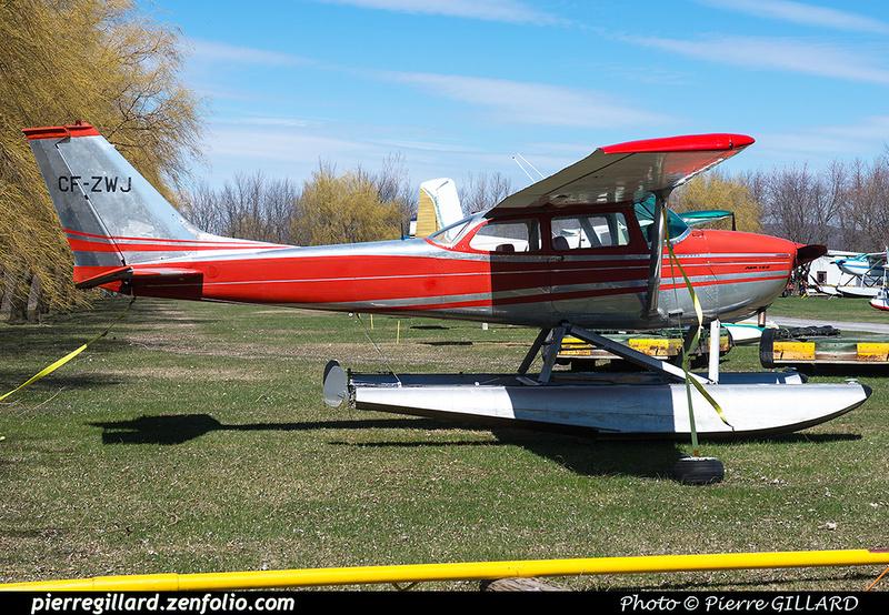 Pierre GILLARD: Private Aircraft - Avions privés : Canada &emdash; 2016-607587