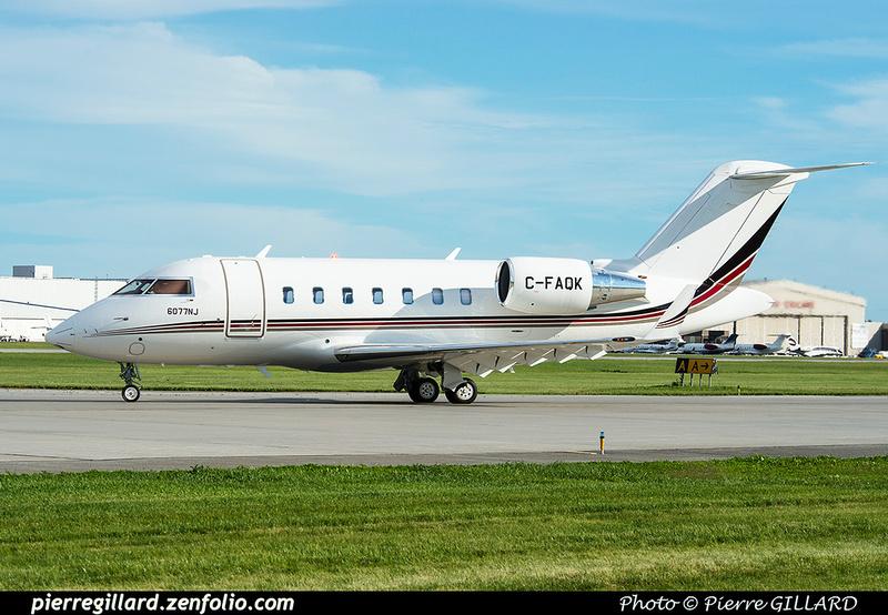 Pierre GILLARD: Canada - Bombardier Montréal &emdash; 2016-417797