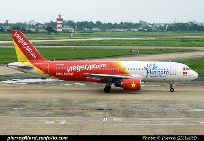Pierre GILLARD: Vietjet Air &emdash; 2014-501332