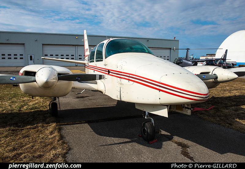 Pierre GILLARD: Laurentide Aviation &emdash; 2017-610543