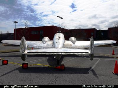 Pierre GILLARD: Beechcraft 18 CF-ZWY-X &emdash; 2015-600047